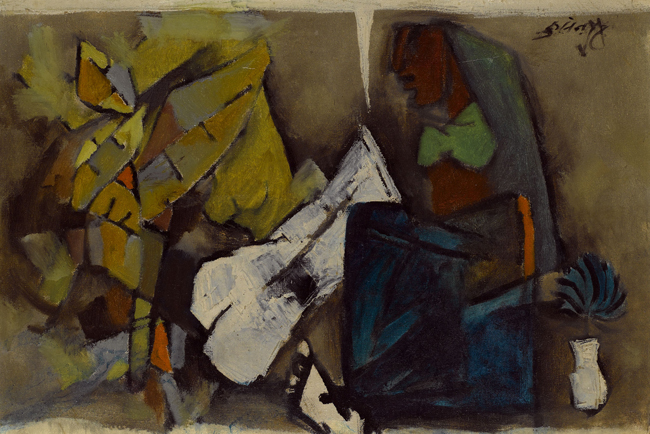 Approaching Abstraction: Modernist Art from India
