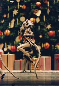 Mouse in the Nutcracker