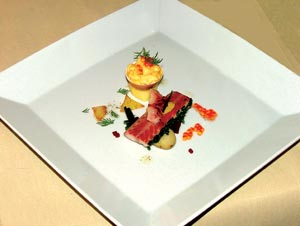 Vincents dish